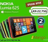 **Nokia Lumia 625 4G.**
