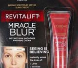 L'Oreal Paris Revitalift Miracle Blur Instant Skin Smoother Travel Size 0