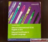 Edexcel IGCSE English A and B