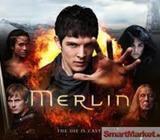 Merlin ( Full tv Series with 5 Seasons )