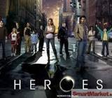 Heros ( Full tv Series with 4 Seasons)