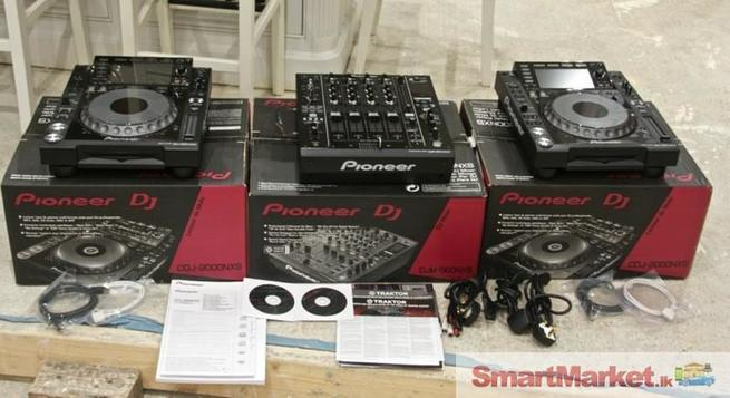 pioneer cdj 900 for sale sri lanka. Black Bedroom Furniture Sets. Home Design Ideas