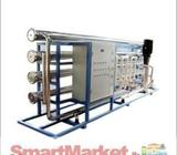 Industrial RO Water Filtration Plant
