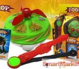 Toop: The Ultimate Battle Has Brought The Traditional Game Of Spinning Tops To The Next Level! Toop