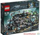 LEGO Ultra Agents Set #70165 Ultra Agents Mission