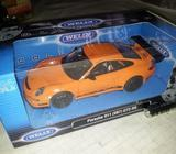 Porscge 911 gt3 Model Toy Cars