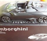 Lamborghini :- ORANGE AND BLACK