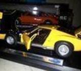 Lamborghini miura (1970) model cars for sale (metal