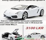 Welly Lamborghini Gallardo Ip560-4