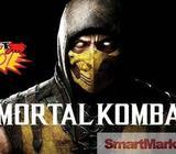 Mortal Kombat X Proper