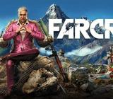 ** FARCRY 4** - 8 DVD