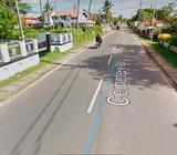 Commercial/Residential Land (40.5p) with a House in Negombo Hotel Side