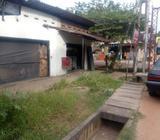 13 perches by the main the road of Kaunayake-Minuwangoda - 6 min to the Airport