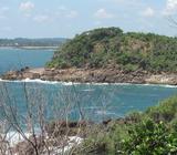 Elevated Beach Development Land, near Galle