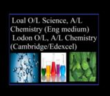 Science (Local O/L) Chemistry (Cambridge,Edexcel & Local (Eng medium) syllabus)