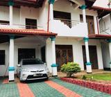 A Modern House for Rent in Wattala, Colombo