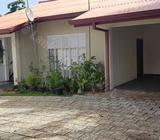 Furnished house for rent in Karapitiya