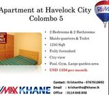 Apartment at Havelock City