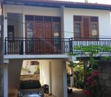 Upstairs House for Sale in Malabe