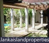 Idyllic colonial villa in the heart of Welligama - LIP 177