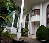 House available for immediate sale