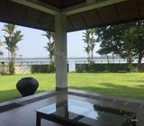 Villa Facing Bolgoda Lake
