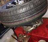 235/75/15 Tyre