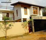 (4598) Brand New Two Storied House (10 Perches) Located in a Decent Environment at Thalawathugoda