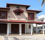 Two Storied House for Sale at Ja- Ela