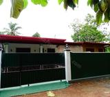 (4445) A Brand New House for Sale (10 Perch) is Available for Sale in a Decent Environment at Panadu