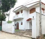 Two Storied House For Sale In Kelaniya