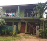 Twin upstairs house
