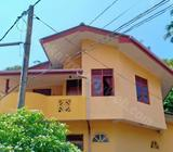 Two store house for sale