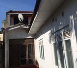 Two storeyed house