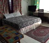Apartment 1 to 3 bedroom, AC/Fan Holidayhome-Individual rooms with/without kitchen facility/Studio A
