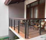 02 bedroom upstair unit for rent in Kohuwala