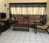 Upstairs unit for rent