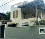 Semi-Furnished House for Rent in Thalawathugoda Highly Residential Area