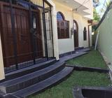 Brand New 02-storey + roof top 05-Bedroom house for rent on long-term