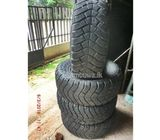 4 used Yokohama Tyres For sale,