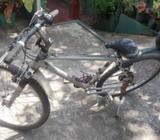 Shimano push bicycle
