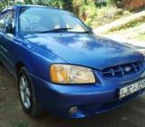 Hyundai Accent GLM 2000