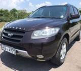 Hyundai Santa Fe 7 Seater 2007