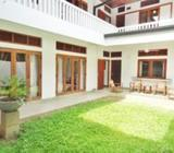 Land with House for Sale in Colombo 06 [LS31