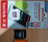 32 GB SanDisk Memory card