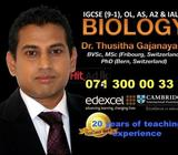 london ol & al biology classes in colombo