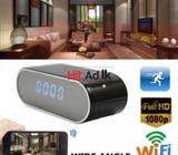 wifi hidden camera spy mini clock hd 1080p security cam ir night vision recorder