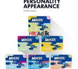 mixza memory card with card reader and card adapter