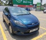 Ford Fiesta Automatic 2011