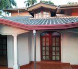 Complete House for Sale in Boralesgamuwa.